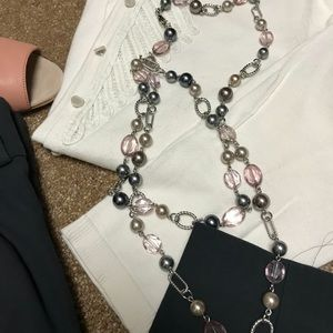 Premier Designs long beaded necklace